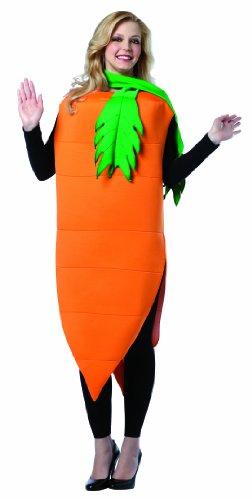 Karotte - Adult Kostüm