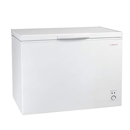 Congelador horizontal Jocel JCH-400, 400 litros, Blanco, Clase de Eficiencia A+
