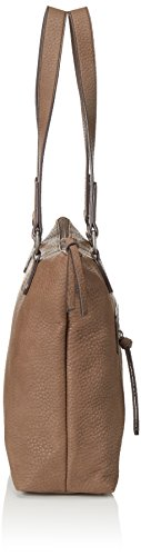 Tamaris HOLLY Shopping Bag, shoppers Beige - Beige (taupe 341)