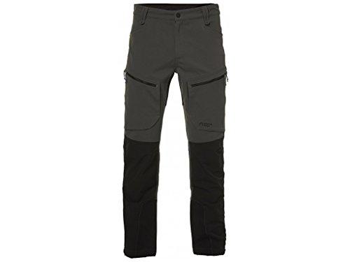 North Bend NOS Trekk Pants Herren Größe M grau-schwarz