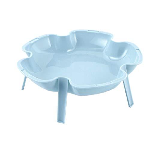 TianranRT Kreativ Form Schüssel Perfekt Für Samen Nüsse Und Trocken Obst Lagerung Box (Blau)