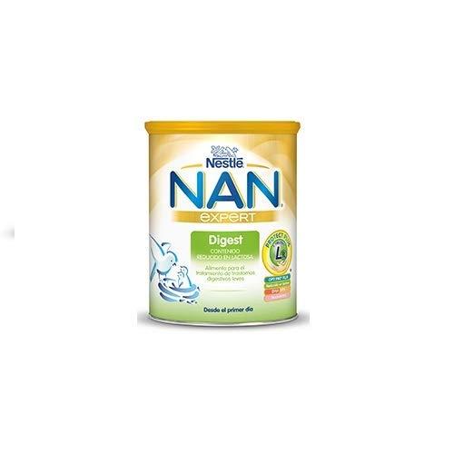 NAN Digest, Leche de continuación para bebé - 800 gr.