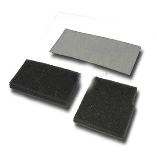 A TL Filter für Panasonic MCE Serie Staubsauger -