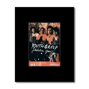 YOUTH GROUP - Skeleton Jar Matted Mini Poster - 13.5x10cm