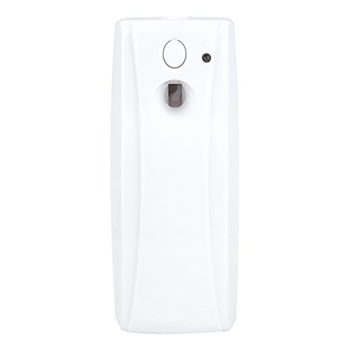Automatischer Duftspray-spender Für Lufterfrischer, An Der Wand Im Innenbereich, Klassisch Weiß, Mit Lichtsensor