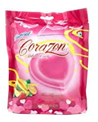 Heart Beat Corazon Mix Candy Imported Chocolate - 250 gm (50 pcs) - Shipping Free