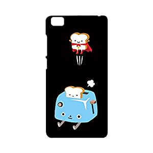 G-STAR Designer Printed Back case cover for Coolpad Note 3 - G7489
