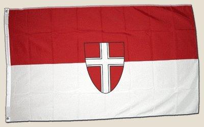 Flagge Österreich Wien - 90 x 150 cm [Misc.]
