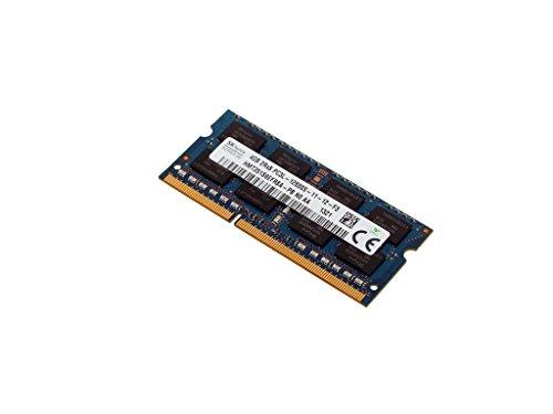 Hynix Chip (HP Hynix 4GB DDR3 2RX8 DDR3 SODIMM, PC3L-12800S, Pin's: 204, CL-11, Chipanzahl 16 Chip.)