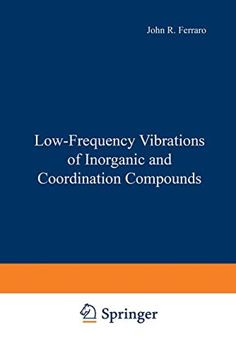 Low-Frequency Vibrations of Inorganic and Coordination Compounds PDF Books