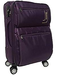 548bed87e Roll Maleta ligero resistente al agua ampliable para equipaje de mano Beibye  maletas equipaje de cabina