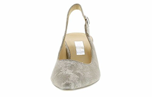 Gabor 61.550.63, Scarpe col tacco donna metallo