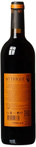 La-Cuve-Mythique-Rouge-Vin-de-Pays-dOc-20152016-trocken-6-x-075-l