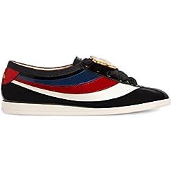 Gucci Sneakers Donna 4936870B9101082 Pelle Nero