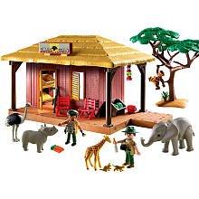 Playmobil - 5907 - Figurine - Campement Des Soigneurs Avec