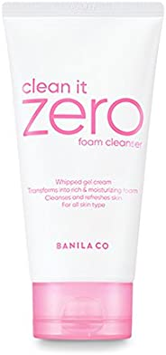 """K-Beauty"" BANILA CO Clean It Zero Schuimreiniger 150Ml. Met Acerola-extract en krui"