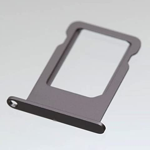 Tiroir Support Carte Nano Sim pour Apple iPhone 5S Gris