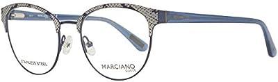 Guess by Marciano Brille Gm0317 091 50 Monturas de gafas, Azul (Blau), 50.0 para Mujer