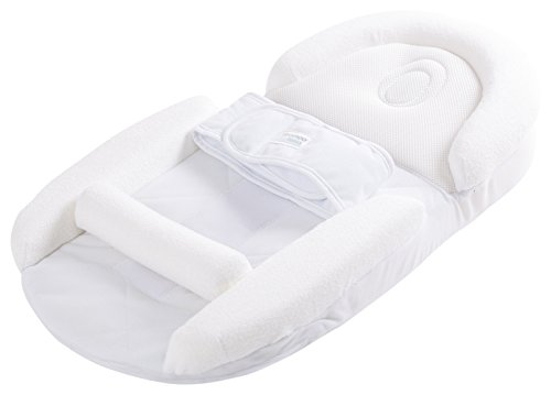 doomoo basics Nid de Couchage Uni Blanc