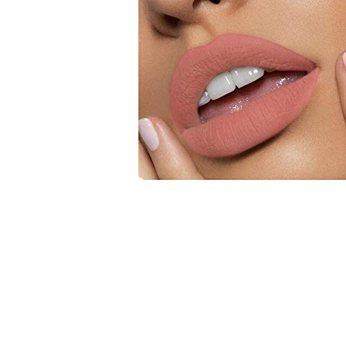 BHYDRY Wasserdichter Lippenstift Matt Kürbis Farbe Lippenstift Essen Sie Erde reiche Vitamin Feuchtigkeit