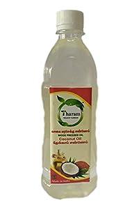 Tharam Wood Pressed Coconut Oil (500ml)