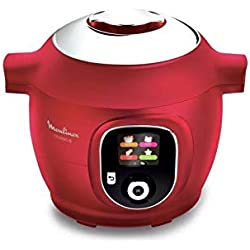 Moulinex Cookeo+ CE851500 Multicuiseur Intelligent 6L 1600W Rouge