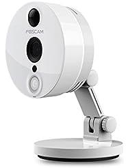 Foscam C2 – Caméra IP wifi interieure – HD 2Mp – infrarouge 10m