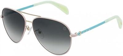 Tous Gafas de Sol 332-0SM8 (58 mm) Rosa Bebé