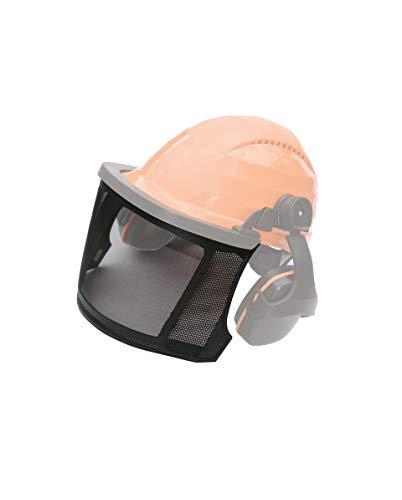 KOX Drahtgittervisier, passend zur KOX Kopfschutz-Kombination
