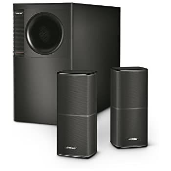 bose acoustimass 10 series v home cinema lautsprecher system schwarz bose. Black Bedroom Furniture Sets. Home Design Ideas