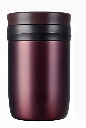 MDRW-Schwelen Pot still, Becher, Vakuum, thermischer Topf, Edelstahl, schwelende 480ML, 380ML tank,G480