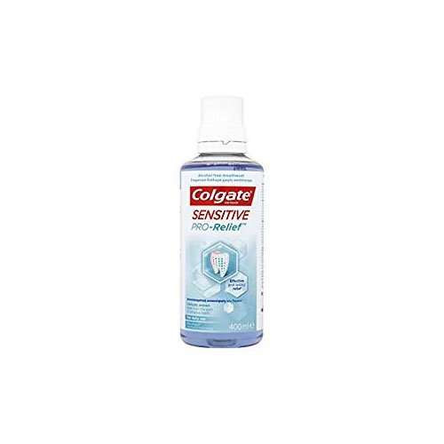 COLGATE Sensitive Pro-Relief Mouthwash, 500 g (Dental Spray Gel)
