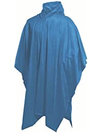 Highlander Reusable Poncho Blue One Size
