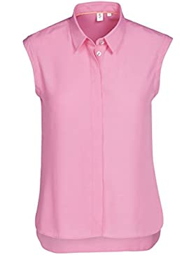 SEIDENSTICKER Damen Bluse Schwarze Rose Bügelleicht Uni / Uniähnlich Fashion-Bluse