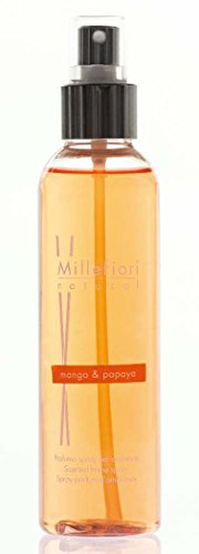 Mango-papaya-duft (Millefiori New Home Spray Mango & Papaya Seife Profumi und Diffusor)
