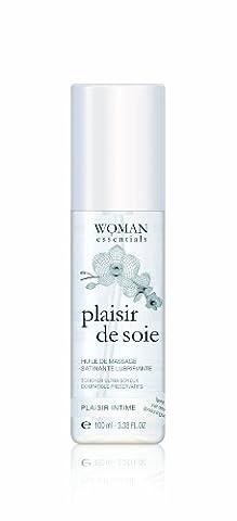 Woman essentials - PLAISIR DE SOIE - LUBRICANT SATIN-FEEL OIL
