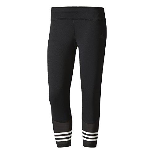 adidas Damen D2M 3/4 Tights, Schwarz, M Preisvergleich