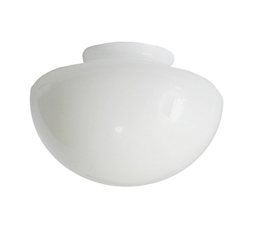 white-glass-ceiling-fan-lampshade-fits-bq-twister-light-max-width-17cm-6-1-2-external-width-of-neck-