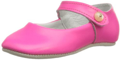 Rachel Riley Rrshoe1ann, Chaussons fille Rose - Rose fluo