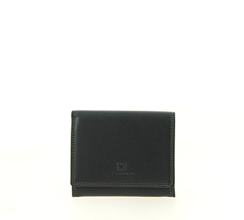 Le Tanneur, Borsa a spalla uomo nero nero 10 (L) X 11 (H) X 2 (E) cm
