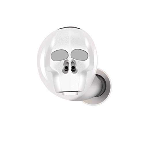 SYY Bluetooth Kopfhörer V4.1 + EDR, Kabelloses Funkkopfhörer Headset, In-Ear Sport Stereo Ohrhörer mit Geräuschunterdrückung, für iPhone für Samsung (Weiß) Edr Bluetooth