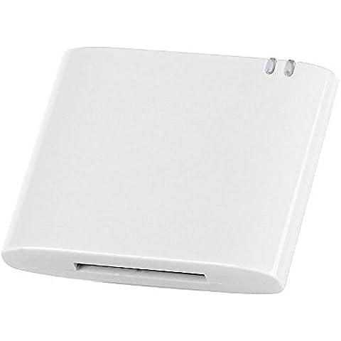 Adaptador inalámbrico Bluetooth A2DP Audio Music Receiver para Altavoces iPad iPhone iPod 5V Muelle (Bose SoundDock 10 / II / portátil de la estación del muelle) - Adaptador de Música de extensión de audio para iPhone iPad Samsung teléfonos móviles bluetooth bluetooth portátil, etc.