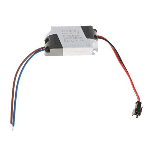 Sharplace 1x LED Netzteil LED Transformator für LED Beleuchtung,5 Arten zur Auswahl, von 1W bis 18W - 8-12W -