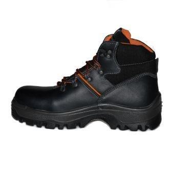 No-Risk FRANKLIN, Stivali di Gomma Uomo, Nero (Black), 47 EU (12 UK) Nero (Black)