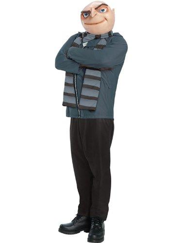 Herren Despicable Me Minion Dave Rubine Film Fancy Kleid Schaumstoff Kostüm Outfit