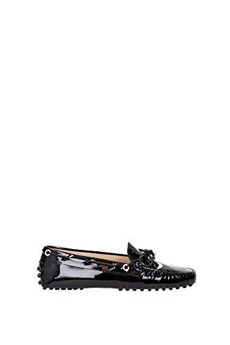 loafers-tods-damen-lackleder-schwarz-xxw0fw05473ow0b999-schwarz-375eu
