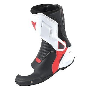Dainese Nexus Boots Black/White/Lava-red Euro 43