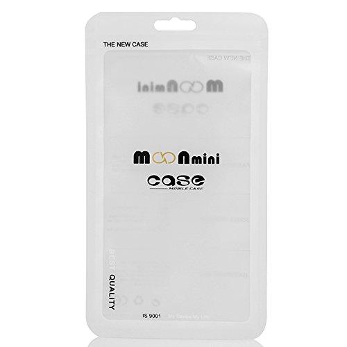 Galleria fotografica Aeontop Custodia Flip Cover per Samsung Galaxy S3 III I9300 con View Finestra e Coperchio della Batteria+ Pellicola Protettiva + Stylus, Color: Blu navy