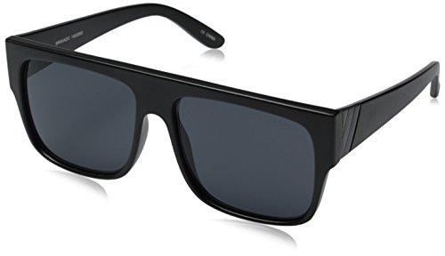 Le Specs Bravado Sonnenbrille Ein Größe Schwarz
