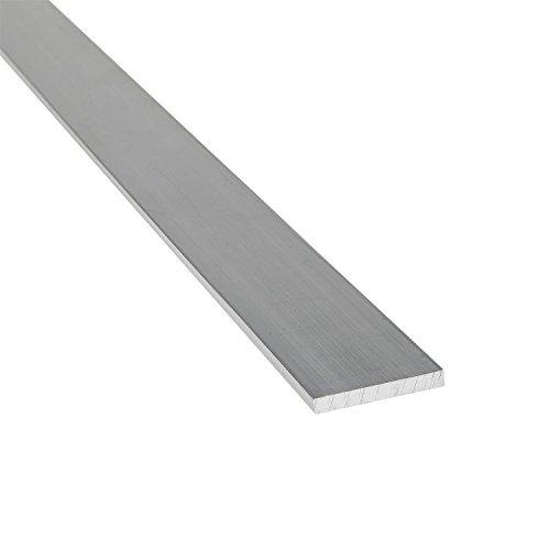 Alu Flachstange 40 x 2 mm x 2.000+-5 mm